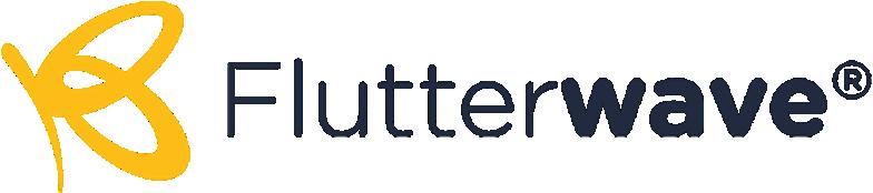 A logo of Flutterwave