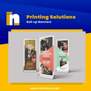 Roll up Display Banner Image