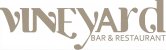 Vinyard Bar & Restaurant Logo