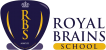 Royal Brains School Logo